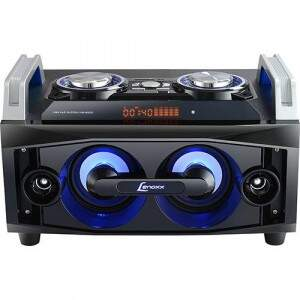 Speaker Boom Bluetooth MS8300 com MP3 Entrada USB ..